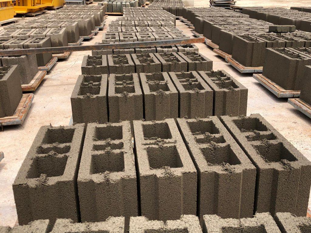brique 12x20x40 briqueterie tcb sarl bamako mali