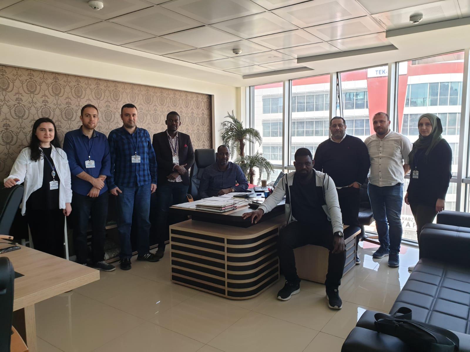 mega import export tcb sarl bamako mali