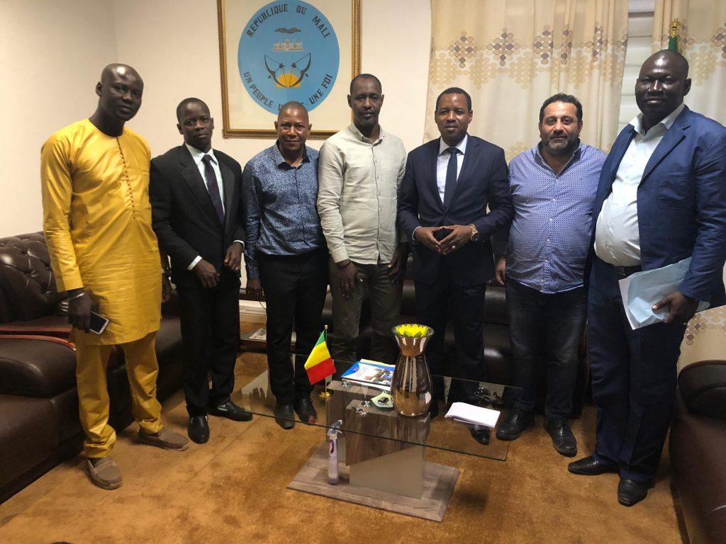 TCB Sarl partenaires Bamako Mali